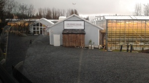 Agricultural buildings in Iceland